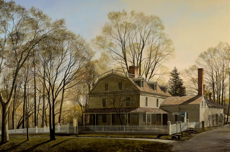 Michael John Hunt 'Keeler Tavern'