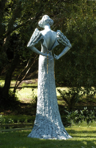 Philip Jackson CVO, 'Last Ball of Summer' Bronze, 2100mm