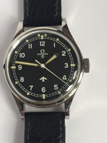 Omega Royal Air Force 1953 - Issued to Royal Air Force Pilots and Navigators in 1953.