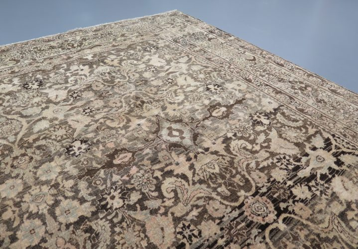 Antique Bidjar carpet, Persia, c. 1900's