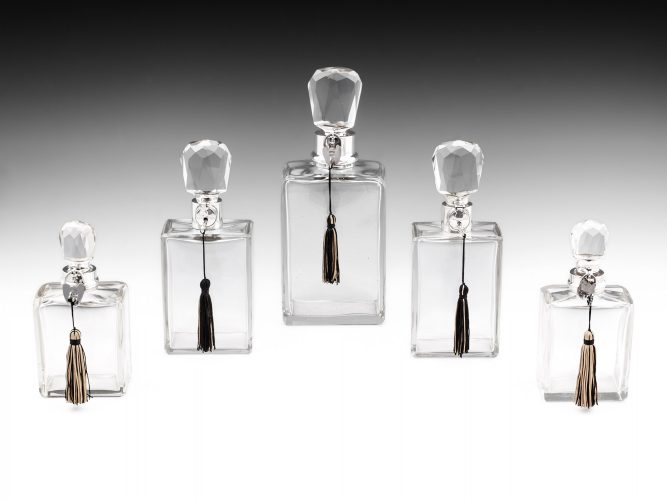 Art Deco Decanters