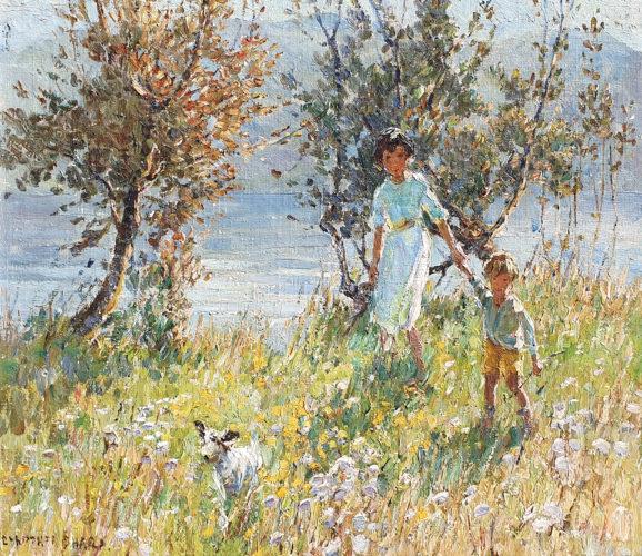 Dorothea Sharp,