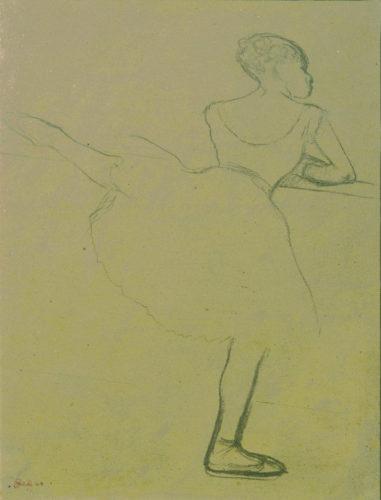 Edgar Degas, French 1834 - 1917,