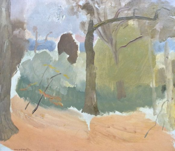 Ivon Hitchens October Trees Ashdown Forest, 1939
