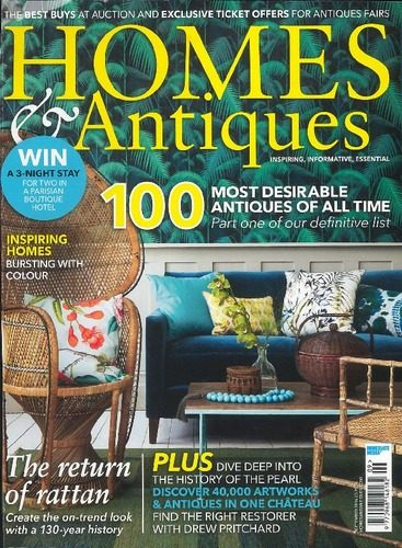 Homes & Antiques<br />