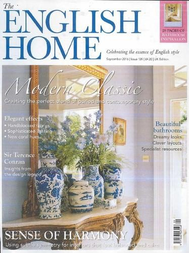 The English Home<br />