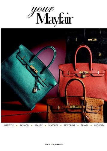 Your Mayfair Magazine<br />