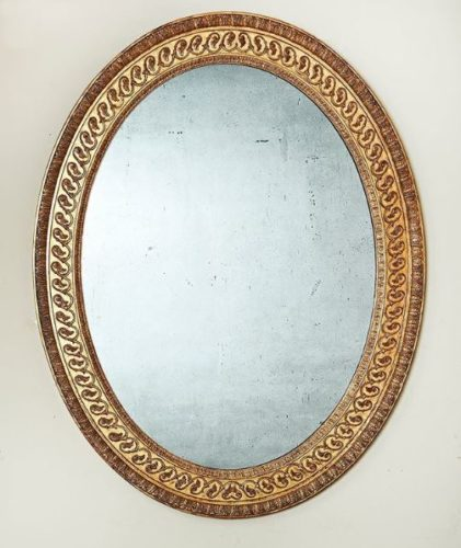 Fine Quality George III Mirror