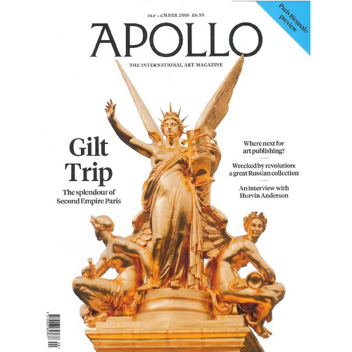 Apollo Magazine <br />
