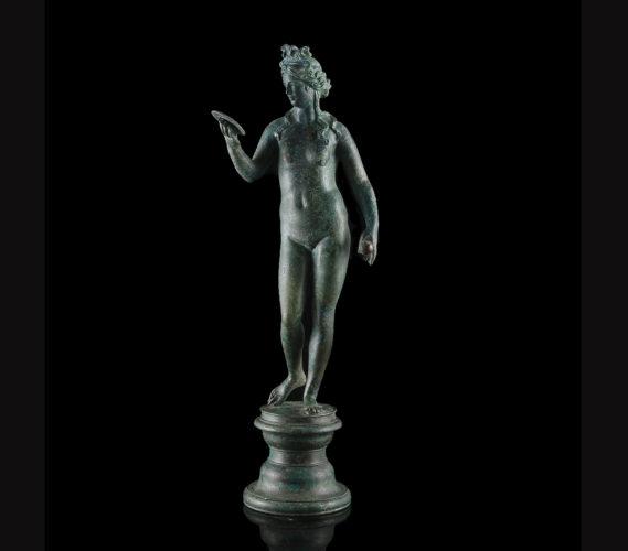Roman Bronze Statue of Venus 3rd cent. AD