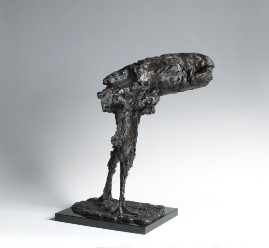 Dame Elisabeth Frink DBE, RA (1930-1993), Bird, Bronze, signed on the base, cast in an edition of 6